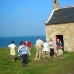 A la chapelle Saint-Samson
