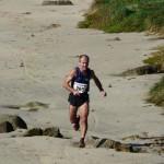 Vainqueur du Trail à Penfould