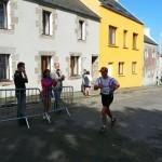 Fin du Trail pour Hervé