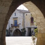 Place de Cadouin