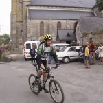mission accomplie pour le vélo balai